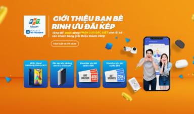 Cơ hội nhận điện thoại Samsung M31 mỗi tuần với chương trình Giới thiệu bạn bè, rinh ưu đãi kép