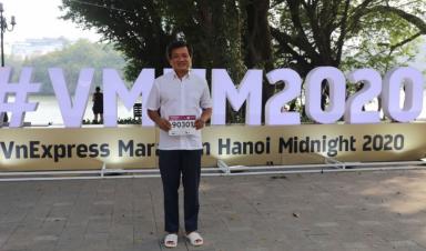 """FPT Camera đồng hành """"xuyên màn đêm"""" cùng giải VnExpress Marathon tại Hà Nội"""