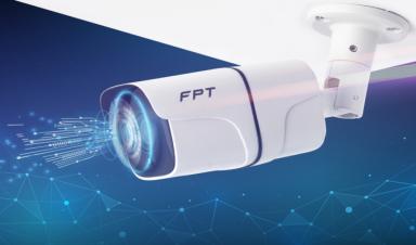FPT camera IQ - camera tiên phong tại Việt Nam tích hợp cùng lúc công nghệ Cloud và AI