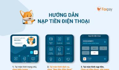 Nhanh tay bắt trọn hàng ngàn deal tốt từ Ví điện tử Foxpay đến hết tháng 7